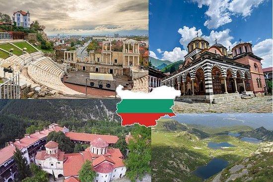 Best of Bulgaria: Plovdiv, Rila...
