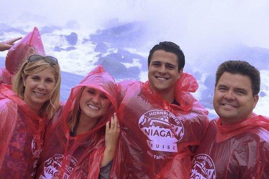 Tour delle cascate del Niagara con barca