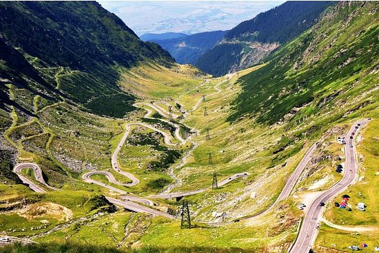 TRANSFAGARASAN & BALEA LAKE e-bike ...