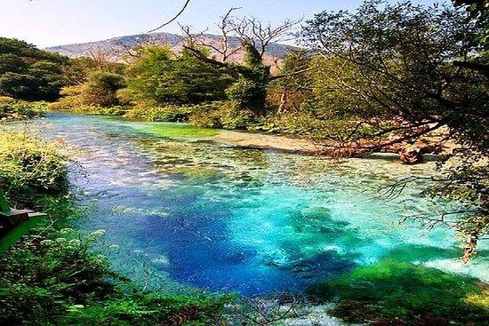Visita il Parco Nazionale di Blue Eye
