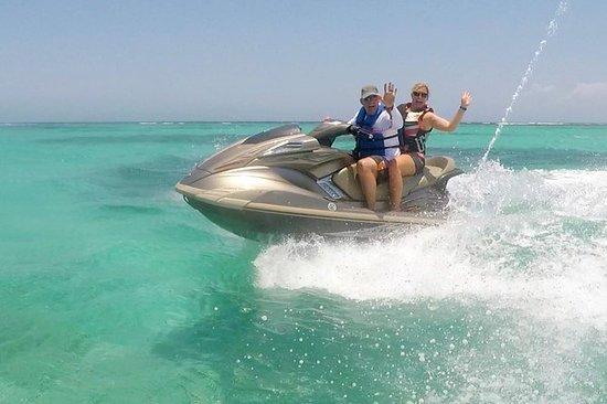 Never Winter Resort度假酒店的私人浮潛之旅和噴射滑雪