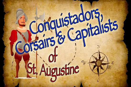 Conquistadors, Corsairs and...