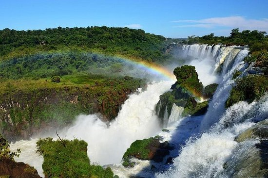 Iguazu National Park Admission Ticket