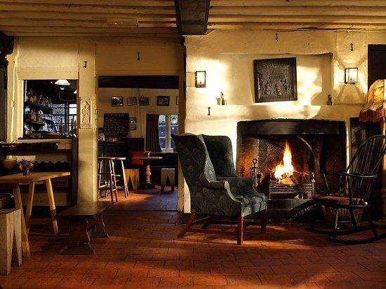 Hurley, UK: Bar/Lounge
