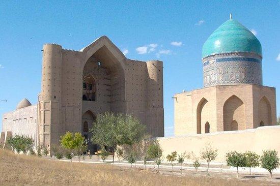 5 dagers tur fra Tasjkent til Almaty...