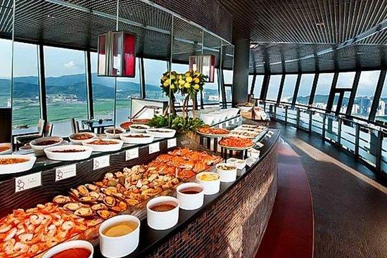Tour de Macao: Thé de l'après-midi...