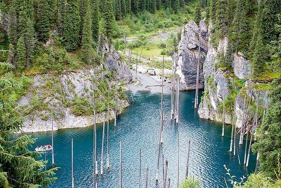 Charyn峡谷和Kolsay湖国家公园为期2天的游览