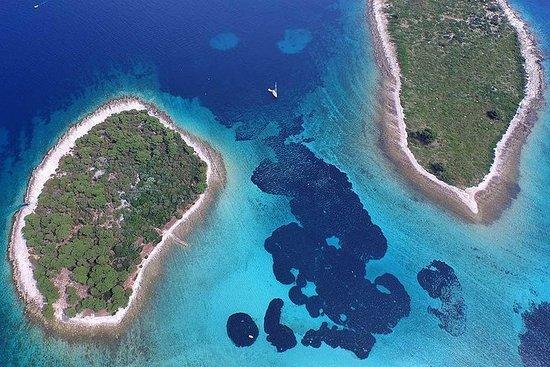 Speedboat 3 øy Blue Lagoon tur