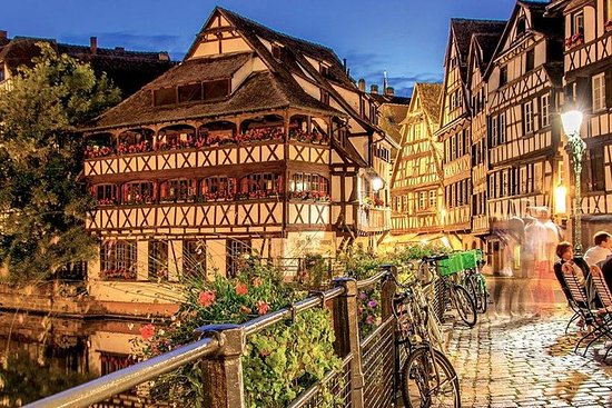 Strasbourg: Old District Guided...