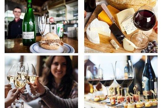Experiência de vinho e tapas