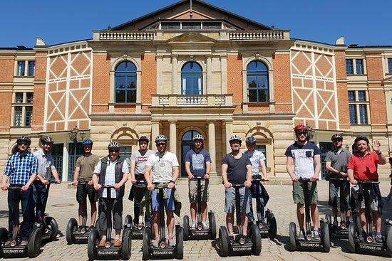 Bayreuth II - rondleiding door de stad