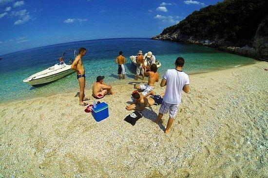 Mini tour en barco al este de Pelion