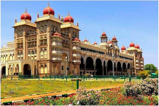 Privat guidet Mysore tur Ex-Bangalore...