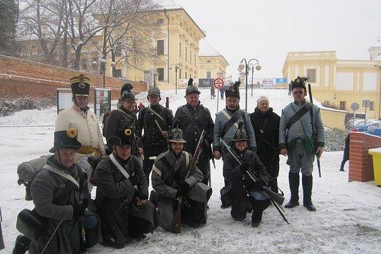 Tur til Austerlitz slagmarken