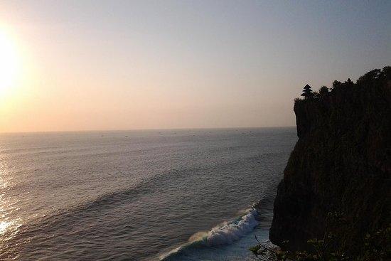 Full-Day Sunset og Beach Bali Tour