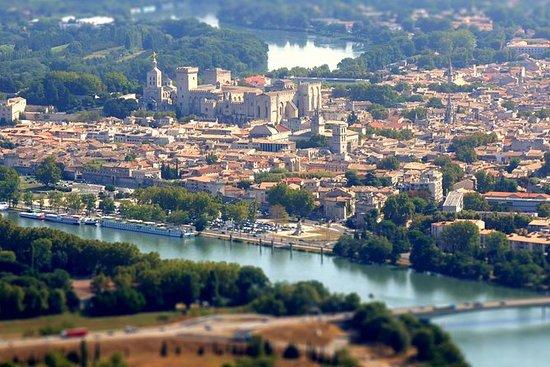 Privat ni timers tur til Avignon...