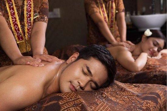 Massage plus sex