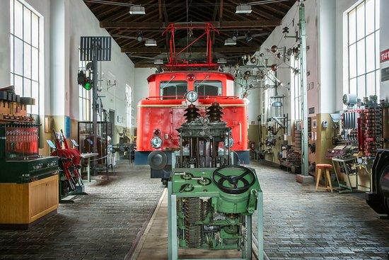 Museum Tauernbahn