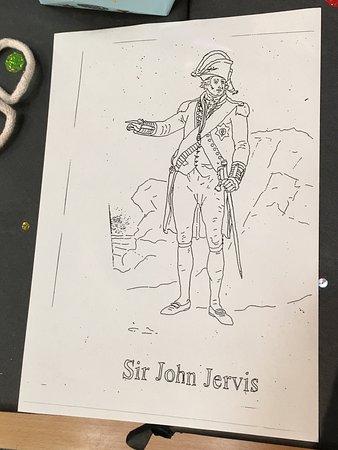 Sir John Jervis!