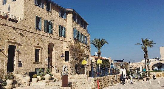 Kikar Kedumim-Old Jaffa