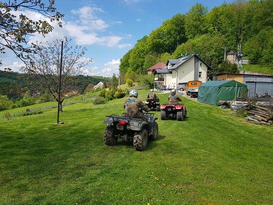 Quad Biking Adventure – Outdoor Tour: Quad biking