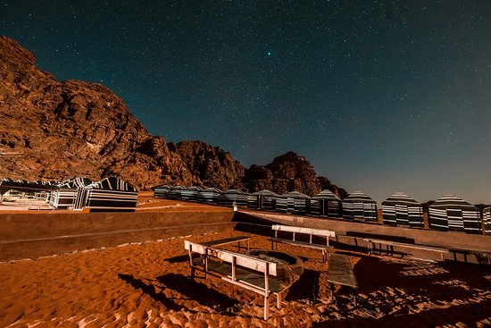 ‪Wadi Rum Camp and Tours‬