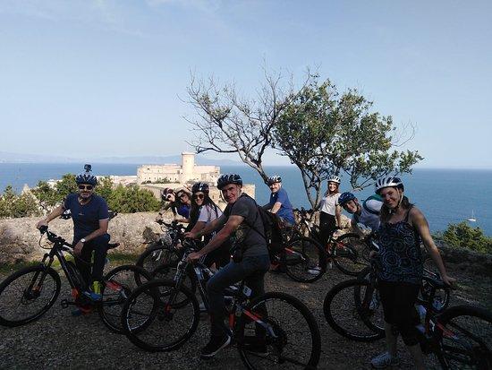 Free e-Bike Tours Gaeta