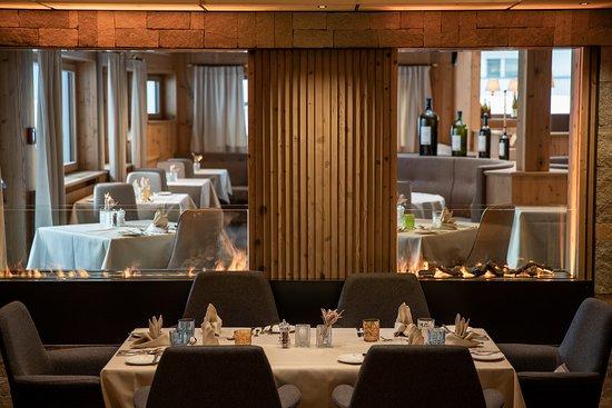 Hotel Post Ischgl: Hotelrestaurant