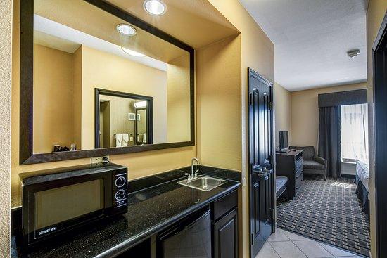 Holiday Inn Arlington: Suite