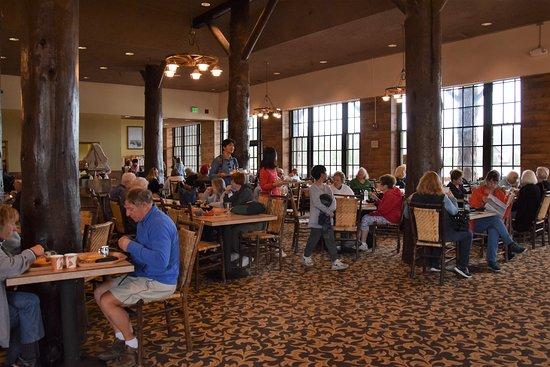 restaurant-d-old-faithfull Trends For Old Faithful Inn Dining Room @house2homegoods.net
