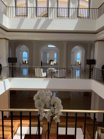 The bright and airy Atrium