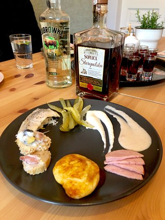Delicious Kazimierz Food Tour from Krakow: Polish Snacks