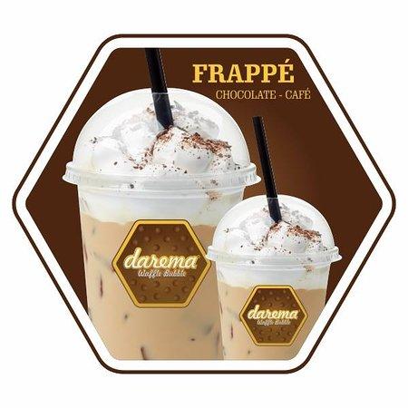 Frappés: Chocolate, Café