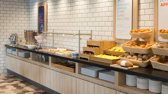 Holiday Inn Express Geneva Airport: Restaurant