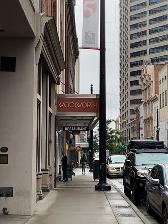 Woolworths - Picture of Woolworth On 5th, Nashville