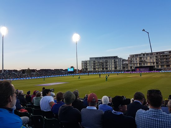 Brightside County Cricket Ground