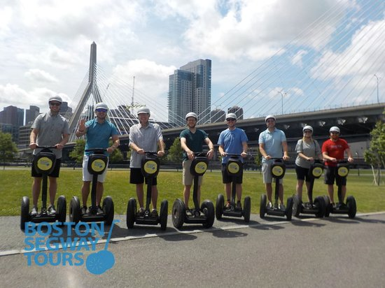 Boston Segway Tours: Book a#Segway#Tourin#Bostontoday! Whether it is a#corporateor a#family#event, it's always unforgettable. So join us on#TripAdvisor's #1 tour in Boson!🤩www.bostonsegwaytours.net