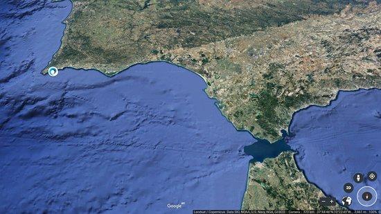 Southern Iberic Peninsula overview.