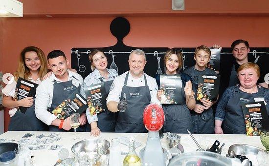 Culinary Studio of Ilya Lazerson