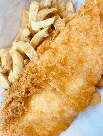 Regular brilliant fish and chips would recommend every time!