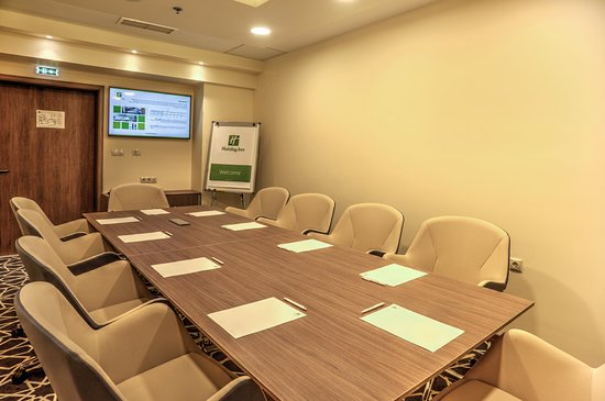 Holiday Inn Plovdiv: Meeting room