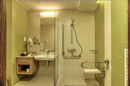 Holiday Inn Plovdiv: Guest room
