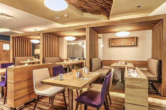 Holiday Inn Plovdiv: Restaurant