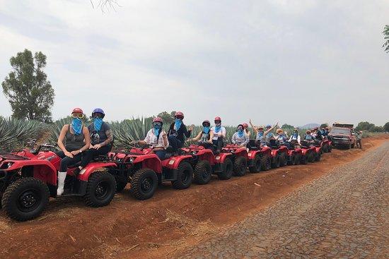 Moto Tours de los Altos