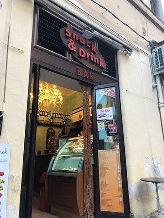 Fotografie Snack & Drink