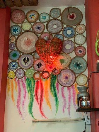 La Organica: Colorful Dream Catchers Decor