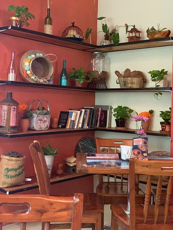 La Organica: Quaint Corner