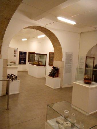 Carris Museum: primer edificio del museo