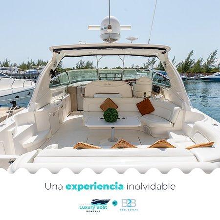 Cancun Luxury Boat Rentals