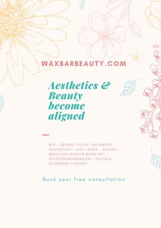 waxbarbeauty: Aesthetics & Beauty combined